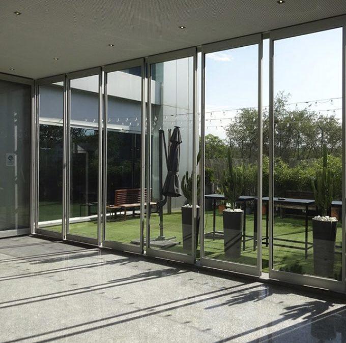 tabiques móviles tx-60.glass