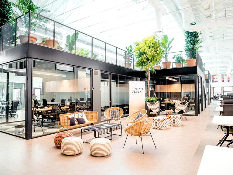 LOOM, la magia de los espacios de trabajo flexibles
