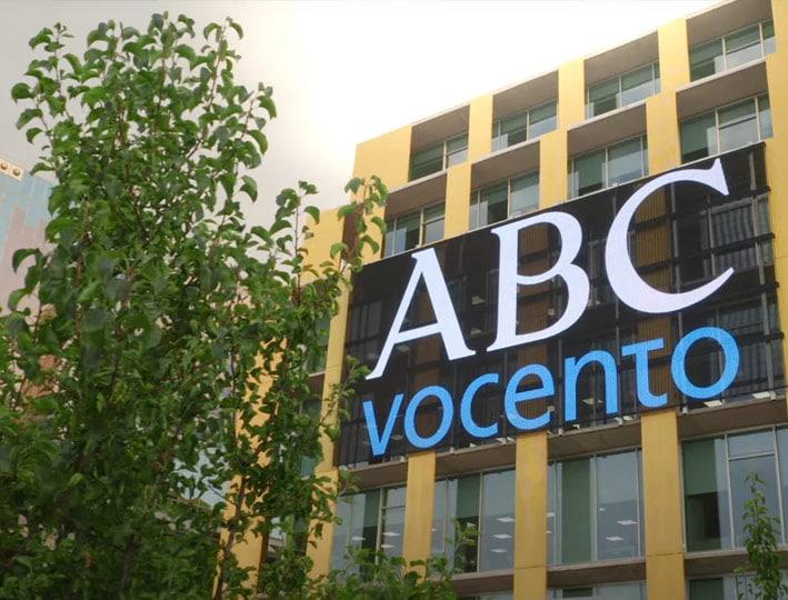 Tabiexpert Espacios Móviles S.L. en la nueva sede de Vocento y ABC