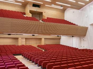 El mundo de la arquitectura internacional se fija en la rehabilitación del Palacio de Congresos de Córdoba
