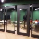 Tabiques móviles de vidrio: Transparencia, confianza y cercanía en 2021